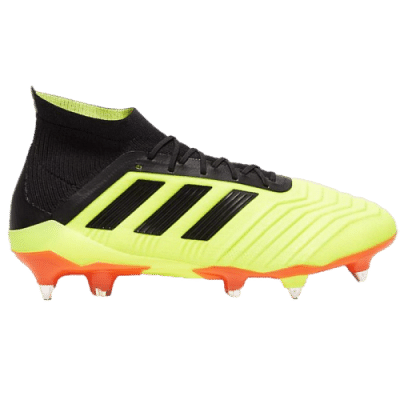 Adidas Predator 18.1 SG stoplis focicipő