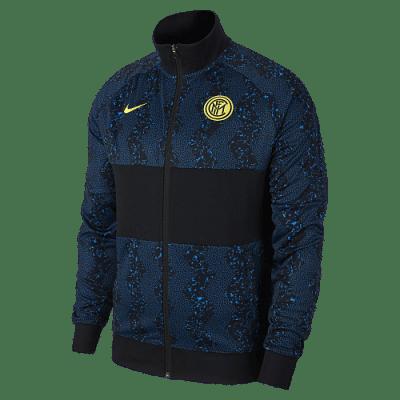 Nike Internazionale cipzáras melegítőfelső