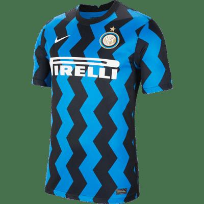 Nike Internazionale FC 2020/21 hazai mez, gyerekméret