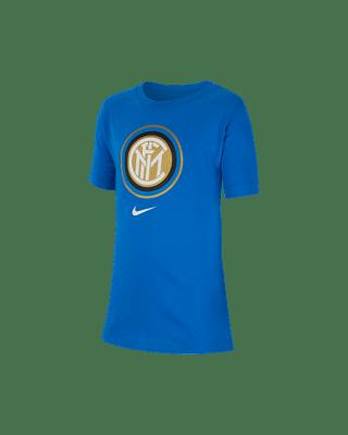 Nike Internazionale szurkolói póló, gyerekméret