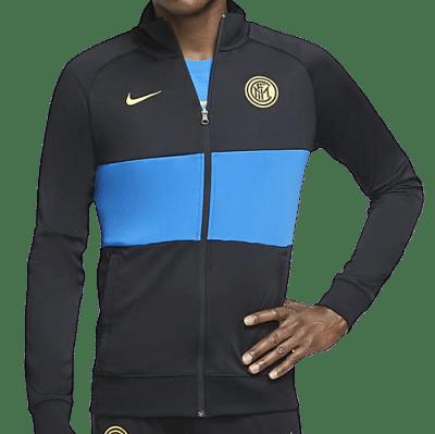 Nike Internazionale zipzáros edzőfelső