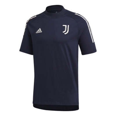 Adidas Juventus FC póló, sötétkék