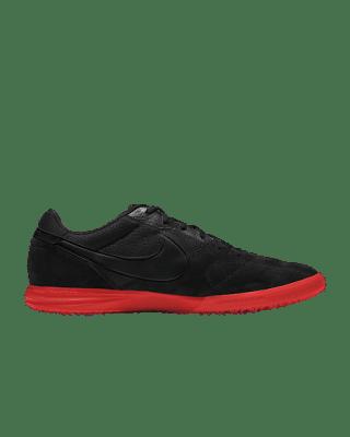 Nike Premier II Sala IC teremcipő, piros-fekete