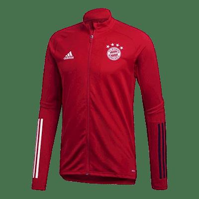 Adidas FC Bayern München cipzáras edzőfelső