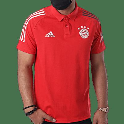 Adidas FC Bayern München galléros póló