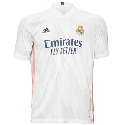 Adidas Real Madrid 2020/21 hazai mez