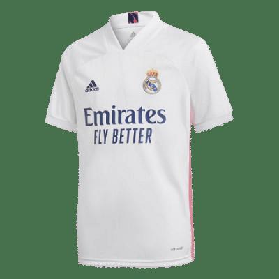 Adidas Real Madrid 2020/21 hazai mez, gyerekméret