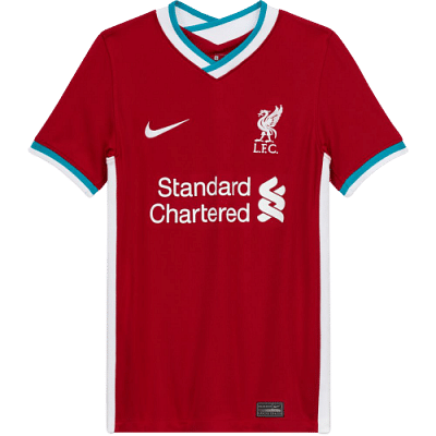 Nike Liverpool FC 2020/21 hazai mez, gyerekméret
