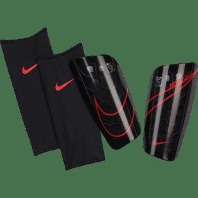 Nike Mercurial Lite sípcsontvédő, fekete-piros