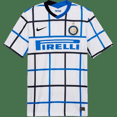 Nike Internazionale 2020/21 idegenbeli szurkolói mez