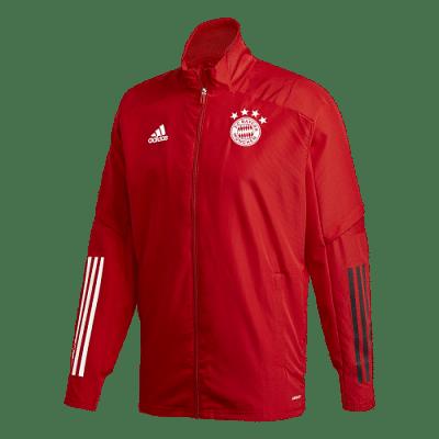 Adidas FC Bayern München 2020/21 Presentation melegítő felső