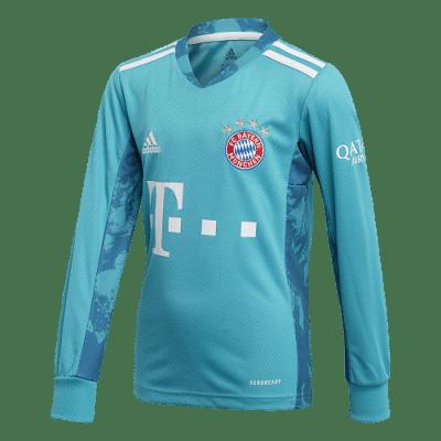 Adidas FC Bayern München 2020/21 kapusmez, gyerekméret