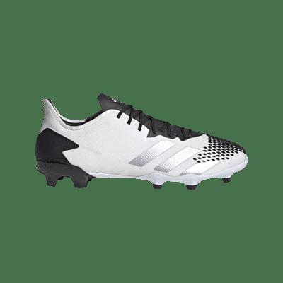 Adidas Predator 20.2 FG stoplis focicipő, fehér