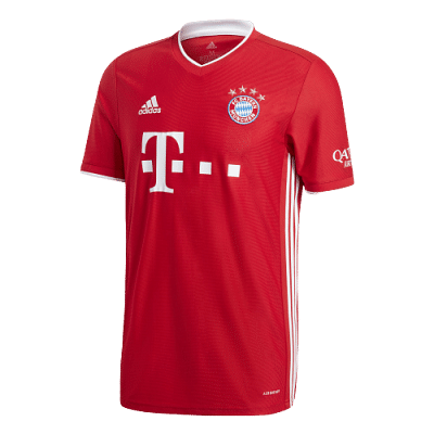 Adidas FC Bayern München 2020/21 hazai mez