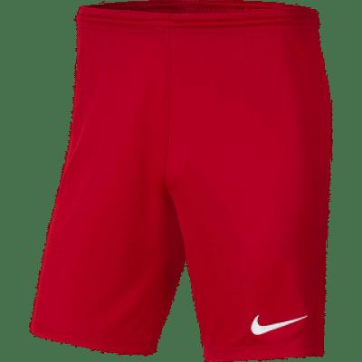 Nike Park III nadrág, piros