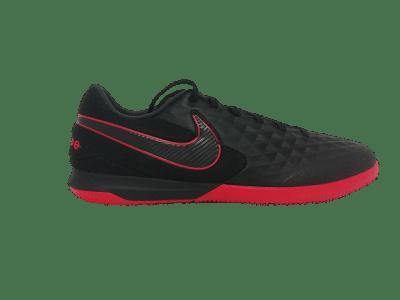 Nike React Tiempo Legend 8 Pro IC teremcipő, piros-fekete