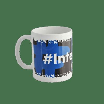 Internazionale Bögre, #Inter felirattal