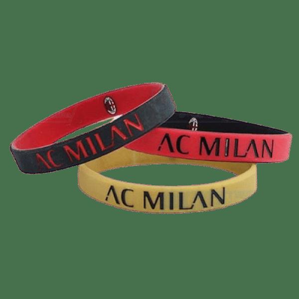 AC Milan Karkötő, szilikon, 3 db-os