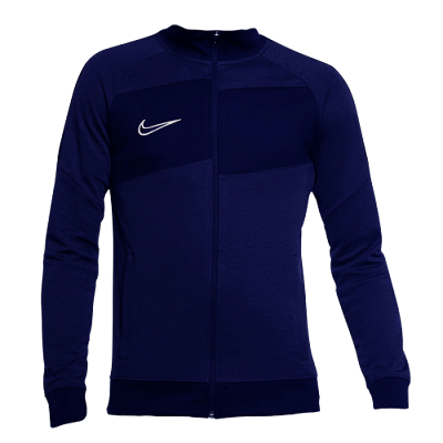 Nike Dri Fit Academy cipzáras edzőfelső, sötétkék