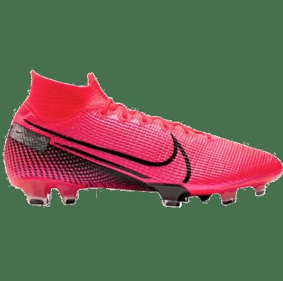 Nike Mercurial Superfly 7 Elite FG stoplis focicipő, pink
