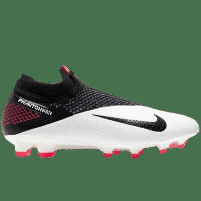 Nike Phantom Vision 2 Elite DF FG stoplis focicipő, fehér-fekete