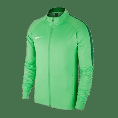 Nike Academy 18 szabadidőfelső, zöld, gyerekméret