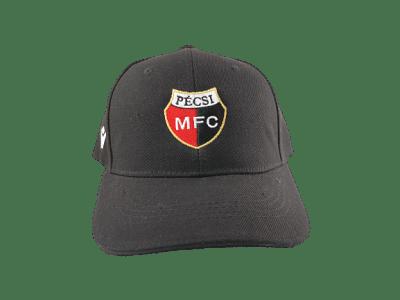 Macron PMFC baseball sapka, fekete