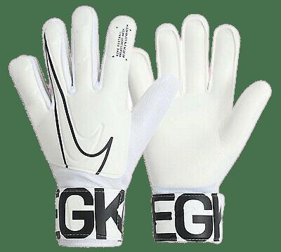 Nike GK Match kapuskesztyű, fehér