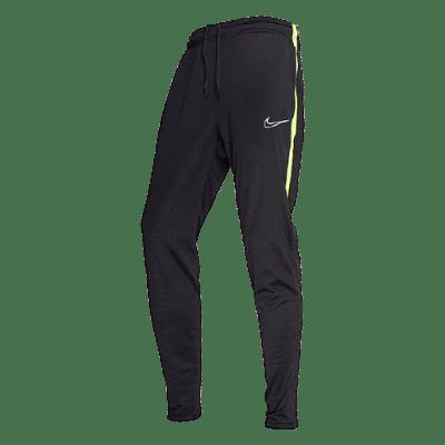 Nike Therma Academy melegítőnadrág, fekete-fluozöld