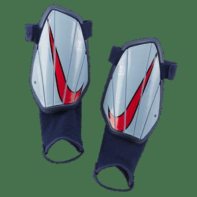 Nike Charge sípcsontvédő, gyerekméret, szürke
