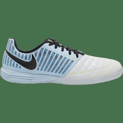 Nike Lunar Gato II IC teremcipő, kék-világsokék-fehér