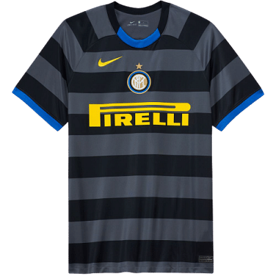 Nike Internazionale 2020/21 harmadik számú szurkolói mez