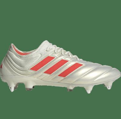 Adidas Copa 19.1 SG stoplis focicipő, fehér