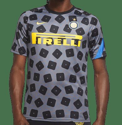 Nike Internazionale 2020/21 bemelegítő mez