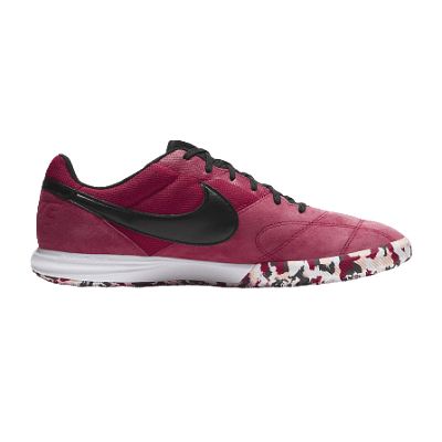 Nike Premier II Sala IC teremcipő, bordó