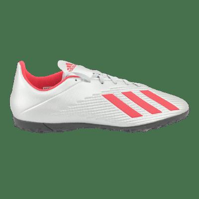 Adidas X 19.4 TF műfüves focicipő, ezüst-piros