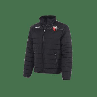 Macron PMFC Giakarta kabát, fekete