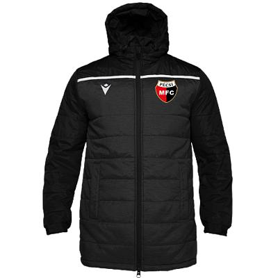 Macron PMFC Vancouver őszi/téli kabát, fekete