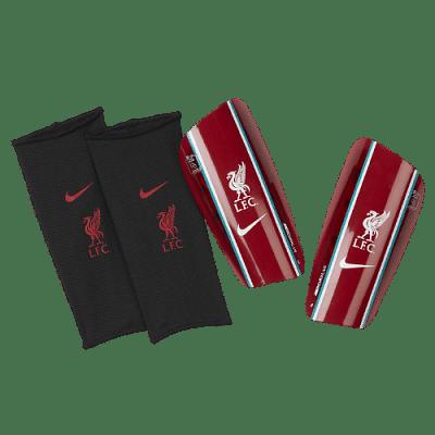 Nike Mercurial Lite Liverpool FC sípcsontvédő