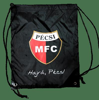 PMFC tornazsák, fekete