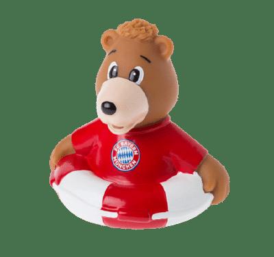 Bayern München fürdőjáték macis