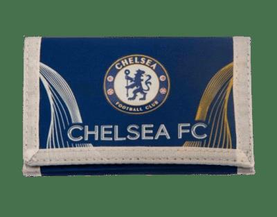 Chelsea péntárca, kék