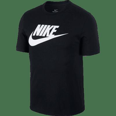 Nike pamutfelső, fekete