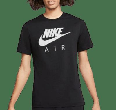 Nike NSW póló, fekete