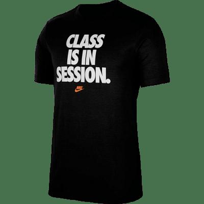 Nike NSW TEE póló, fekete