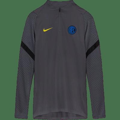 Nike Internazionale melegítő felső, szürke