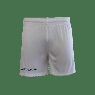 Givova Capo rövidnadrág, fehér