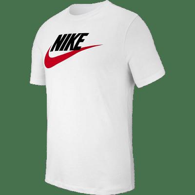 Nike M NSW TEE ICON FUTURA rövid ujjú póló, fehér