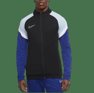 Nike Dri-Fit Academy melegítő felső, fekete-királykék