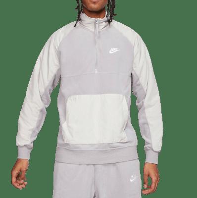 Nike Half Zip melegítő felső, szürke